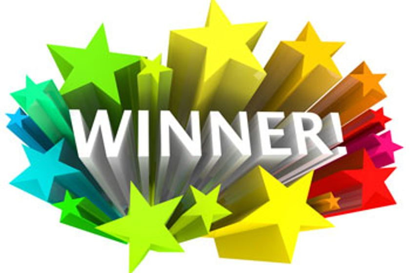 THE WINNERS OF THE AUGUST DRAW ARE.........