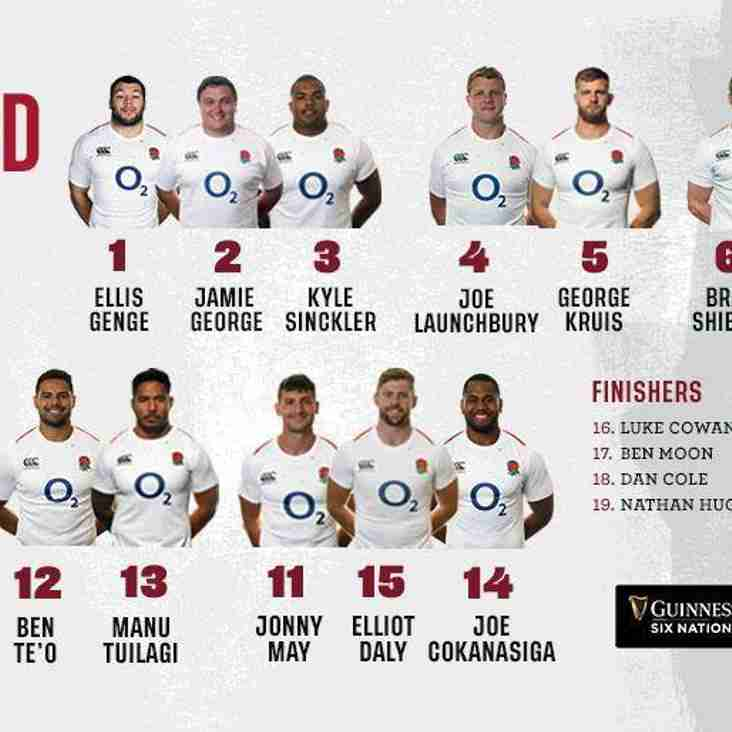 SIX NATIONS RUGBY AT TRAFFORD MV ON SATURDAY - COME AND JOIN US