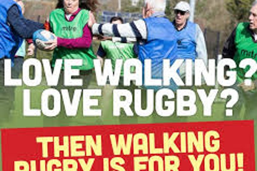 WALKING RUGBY AT TRAFFORD MV SPORTS CLUB IN SALE - M33 6LR