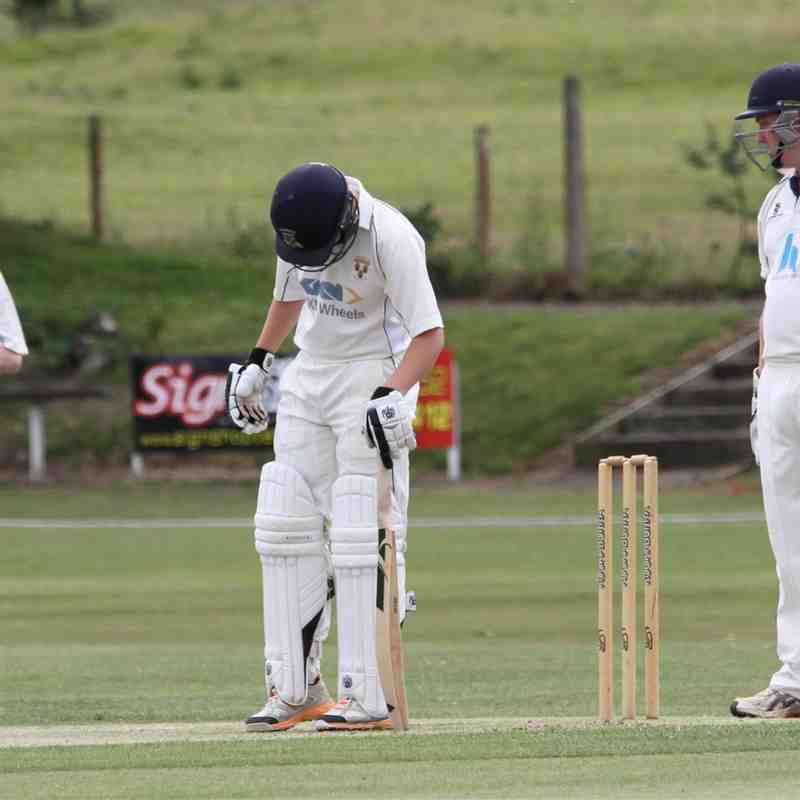 Wellington CC 2nd XI v Shrewsbury CC 2nd XI 11-07-15