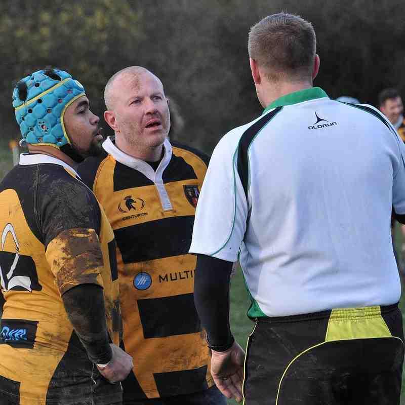 Telford Hornets 2nd XV v Cannock 2nd XV - 21st November 2015