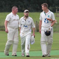 Wellington CC 3rd XI v Lilleshall CC 1st XI - 27/08/16 (Lilleshall batting)