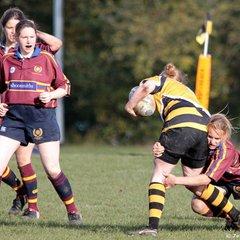Telford Ladies v Bournville Ladies 23-10-16