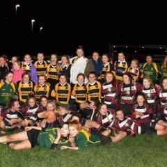 Telford Girls v Tamworth Girls 04-11-16