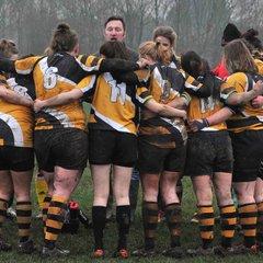 Telford Hornets Women v Birmingham Exiles 22-01-17