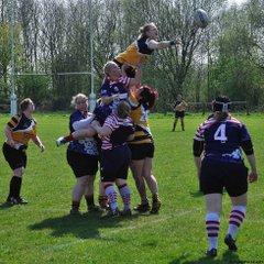 Telford Hornets Women v Handsworth Women 09-04-17