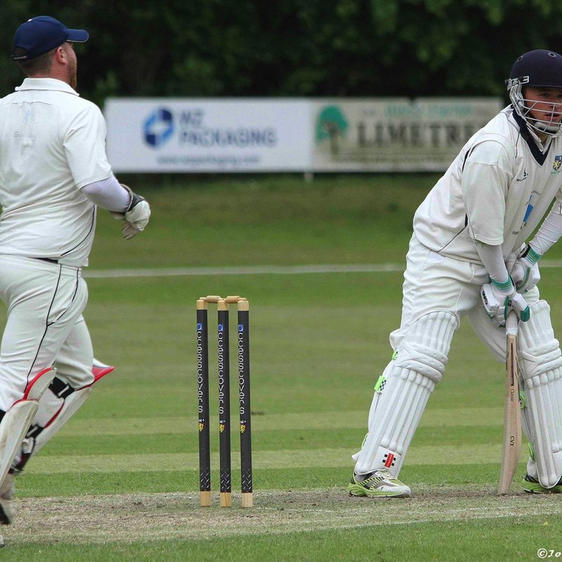 Wellington 2nd XI v Brewood 2nd XI 10-06-17