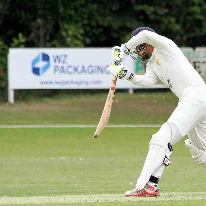 Wellington 1st XI v Moseley 1st XI 26/08/17