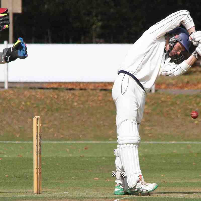 Wellington 1st XI v Shifnal 1st XI 02/09/17
