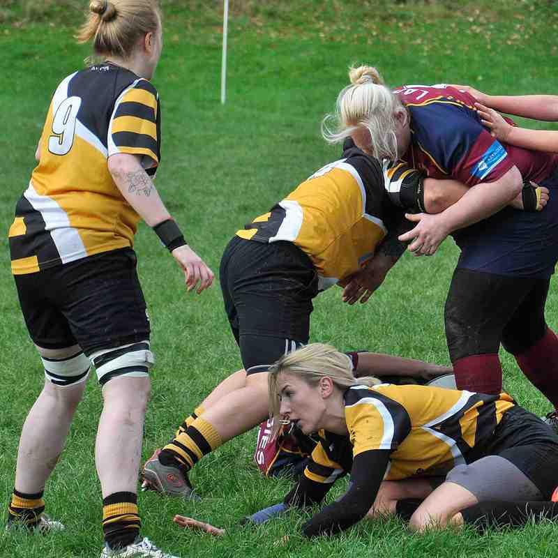 Telford Hornets Women v Bournville Women 08-10-17