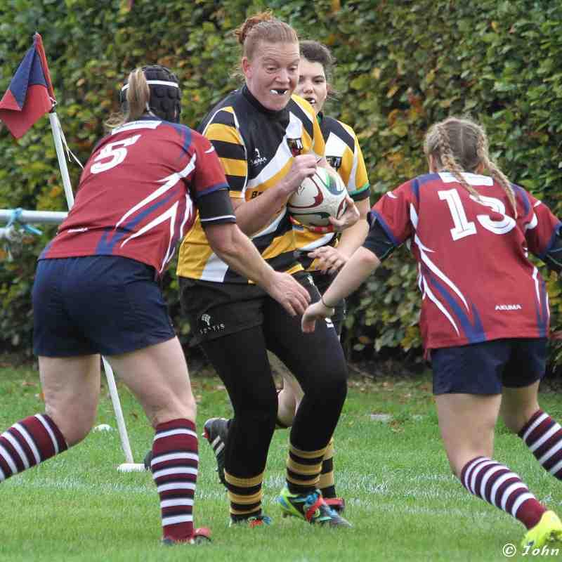 Telford Hornets Women v Silhillians 15/10/17