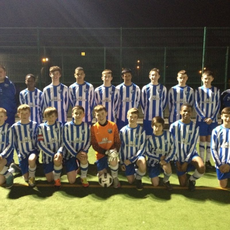 Clinical Wibsey return to winning ways!