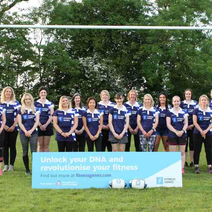Local Community Helps Ladies Team Receive New Kit