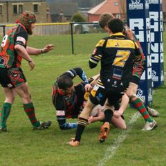 Elland v Myton Warriors