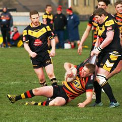 Elland v Shaw Cross Sharks