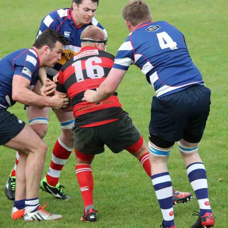 Howe 2nds V Grangemouth 27.8.16