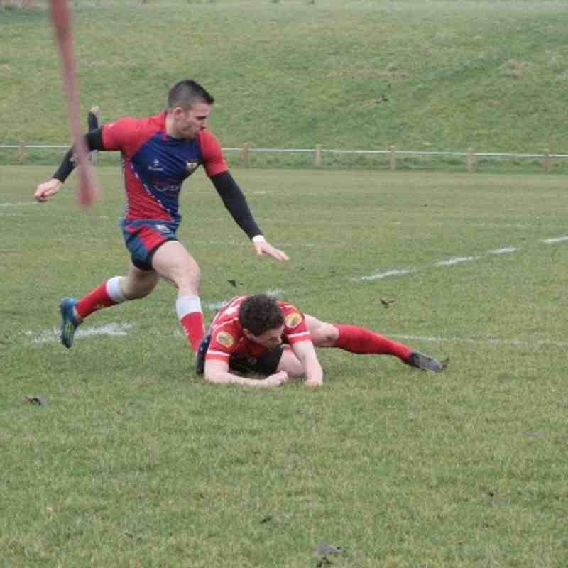 Bolton 1sts v Blacburn