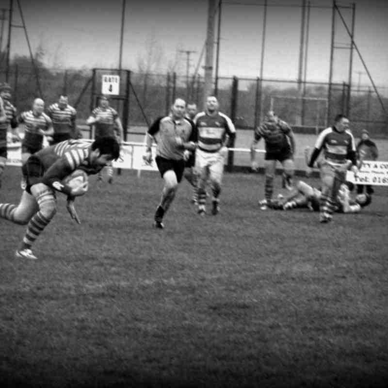 Wigton v Bolton 1st  XV