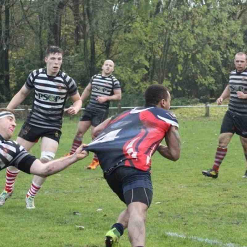 Bolton 1sts v Aldwinians