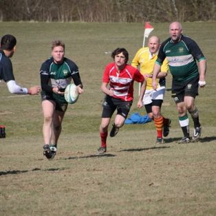 Crowborough 3rds 17 vs Heathfield 3rds 29