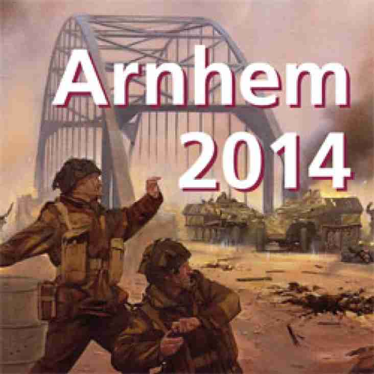 Club Tour to Arnhem - 2/4 May 2014