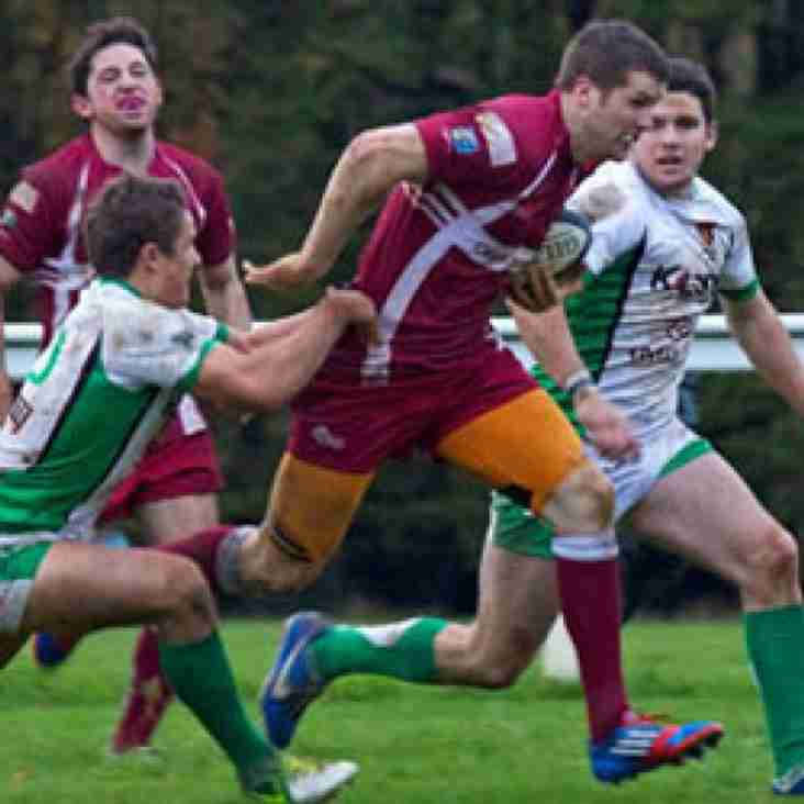 Excellent bonus point win keeps Chiltern moving in the right direction