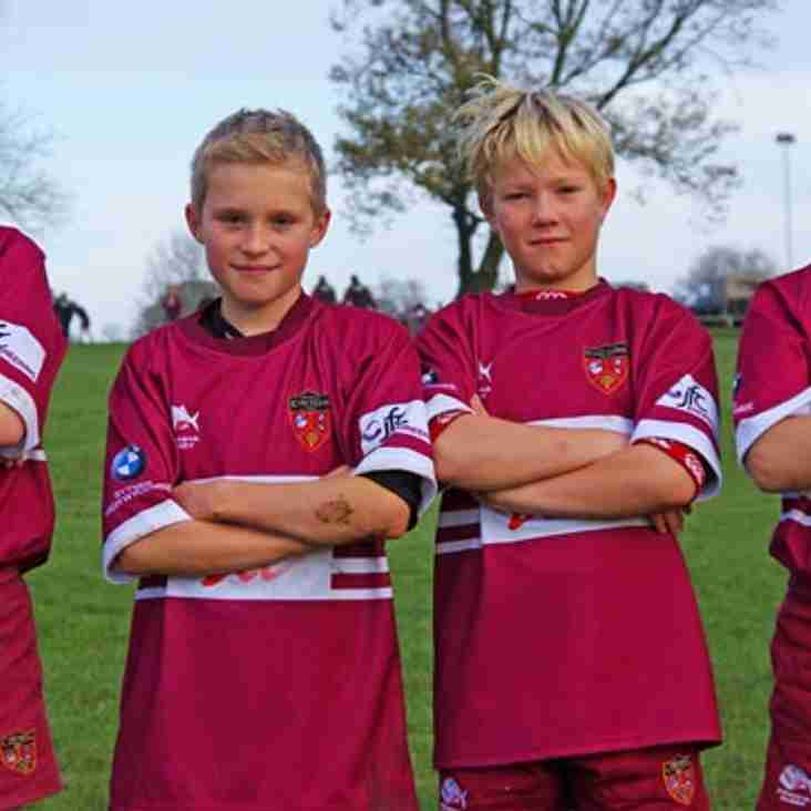 Four A&C U11 boys selected for London & SE Independent Schools Squad