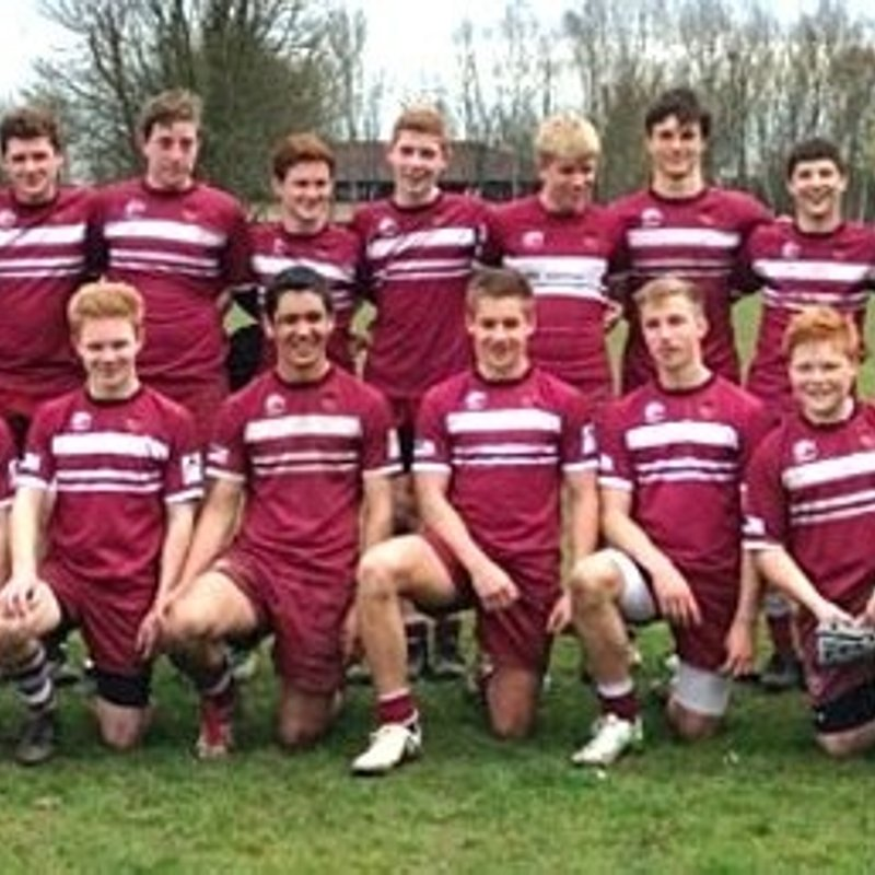 Colts lose to Marlow 14 - 15
