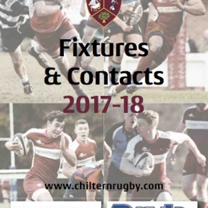 Fixtures 2017-18