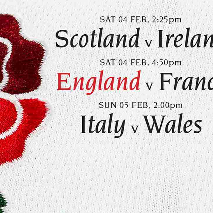 6 Nations at A&C - 4/5 Feb