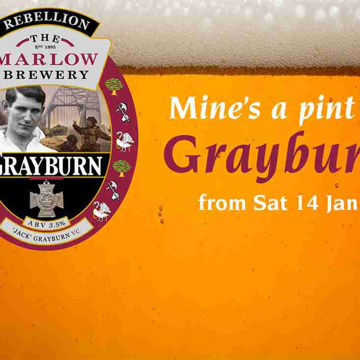 A&C's GRAYBURN Best Bitter now available