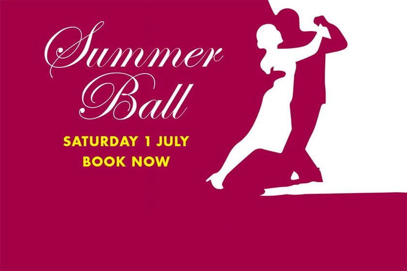A&C Summer Ball - Sat 1 July