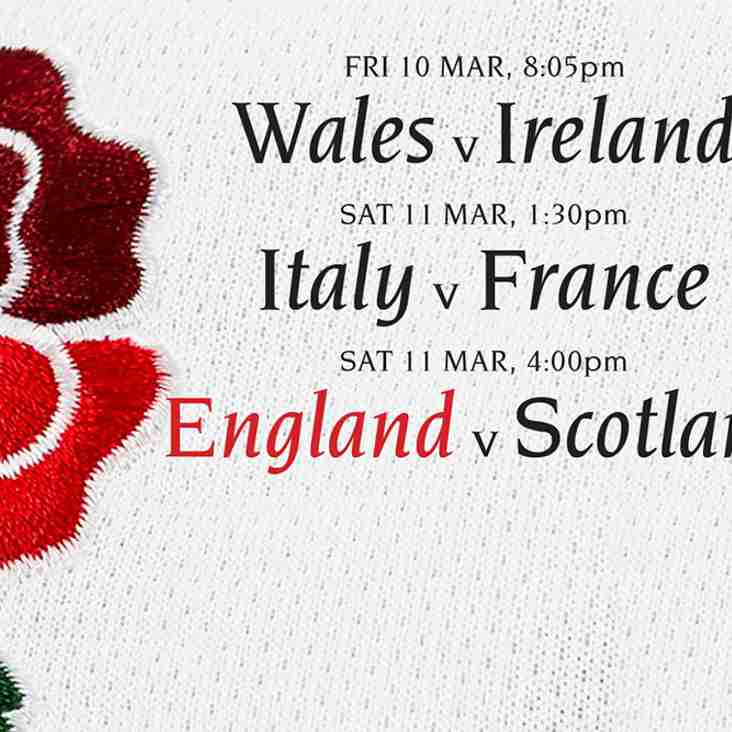 6 Nations at A&C - 10/11 March