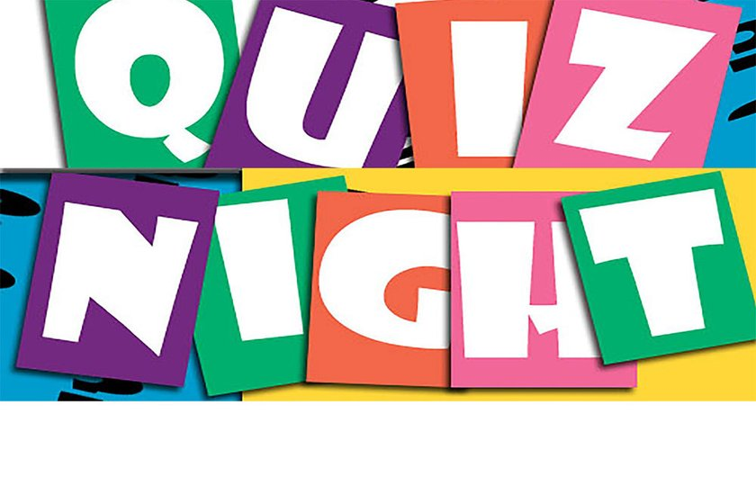 A&C Quiz Night - Friday 19 May