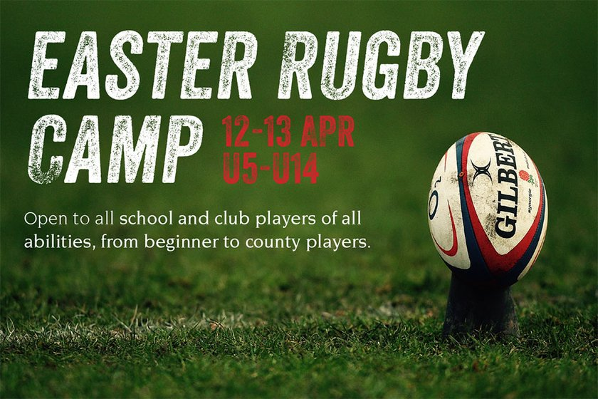 Easter Rugby Camp - 12/13 April