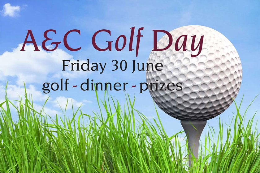 A&C Golf Day at Harewood Downs