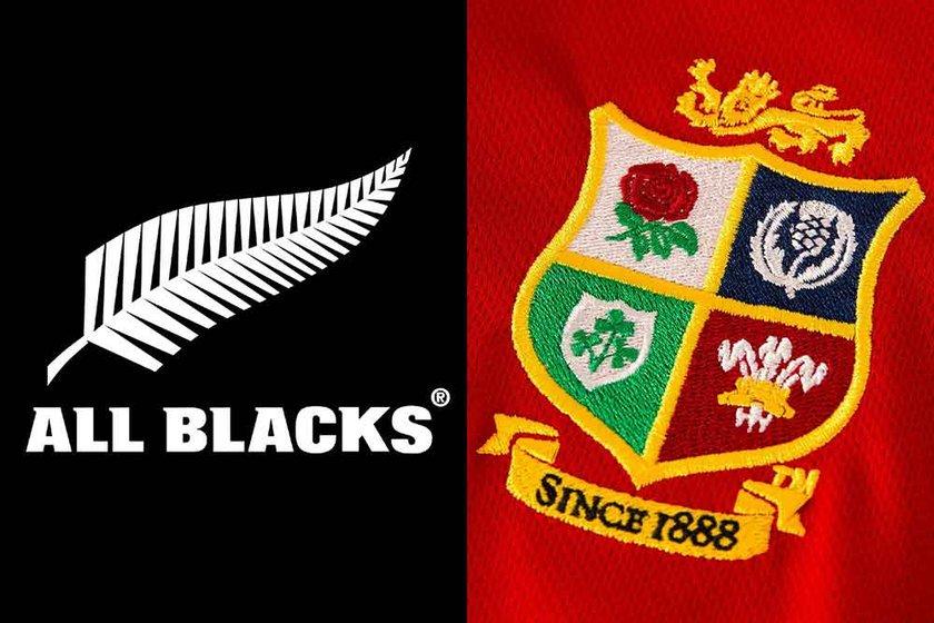 Lions vs All Blacks Test Matches: 24/6, 1/7 & 8/7