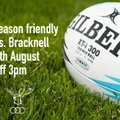 Bracknell pre-season friendly