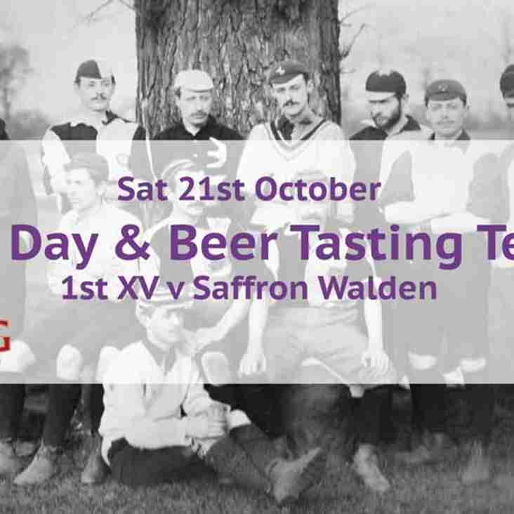 Veterans Day & Beer Tasting