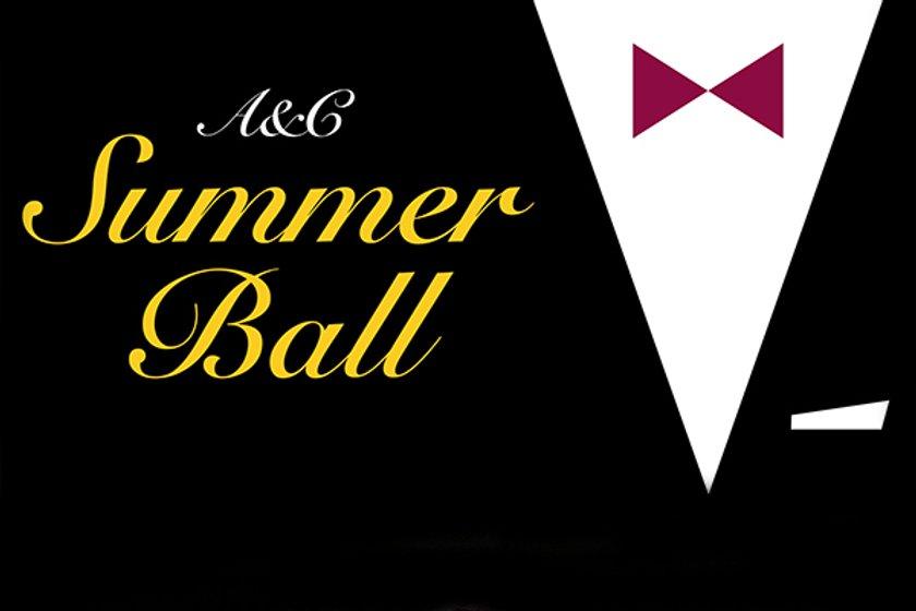 A&C Summer Ball, earlybird booking!