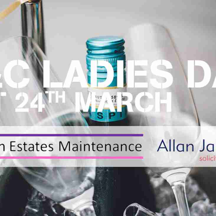 Ladies Day confirmed for 24th March