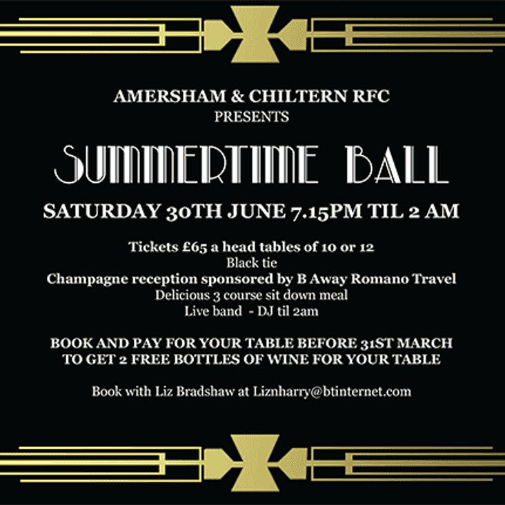 A&C Summer Ball