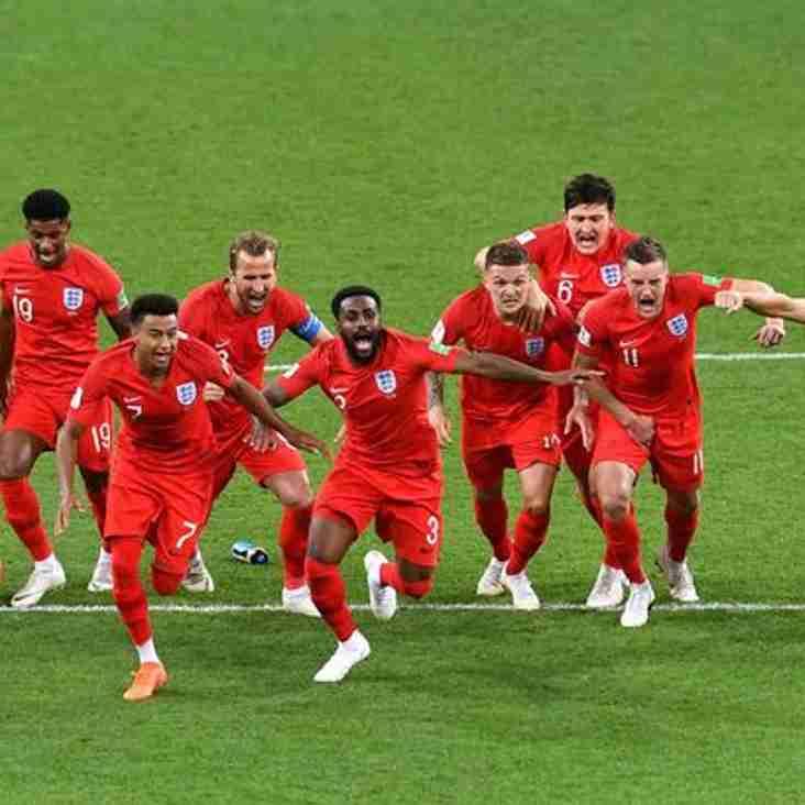 England v Sweden @ Weedon