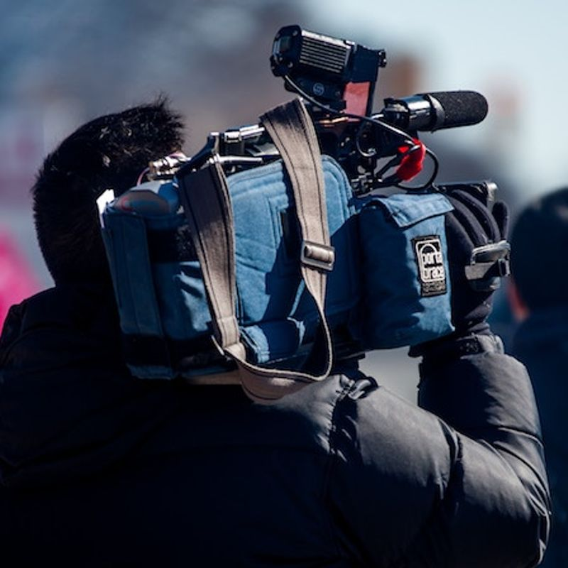 Video camera operator required this Saturday!