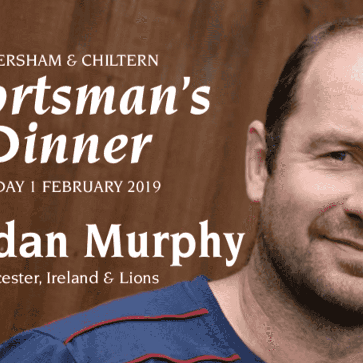 Sportsman's Dinner is ON!