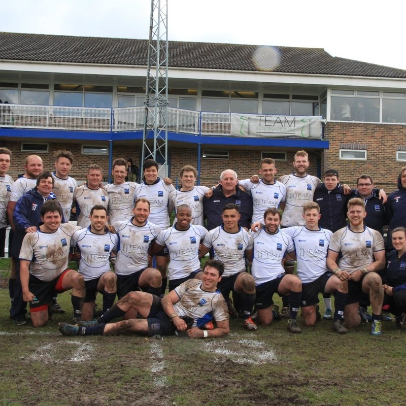 Brighton Blues 1st XV lose to Maidstone 20 - 19