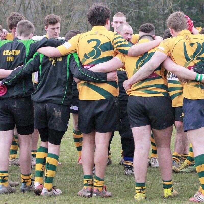 Church Stretton Colts 29-27 Malvern