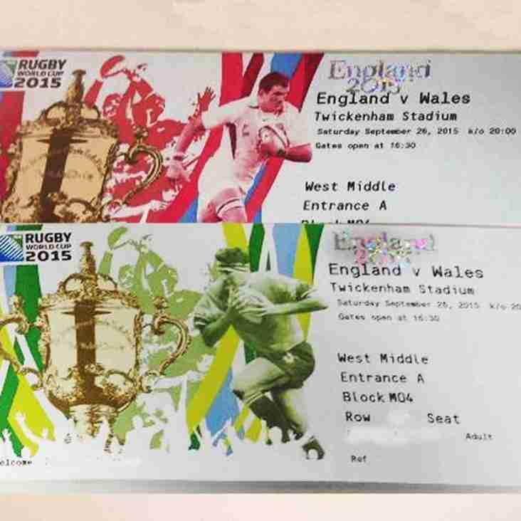 Ticket Application for Autumn Internationals Old Mutual Wealth Series 2017