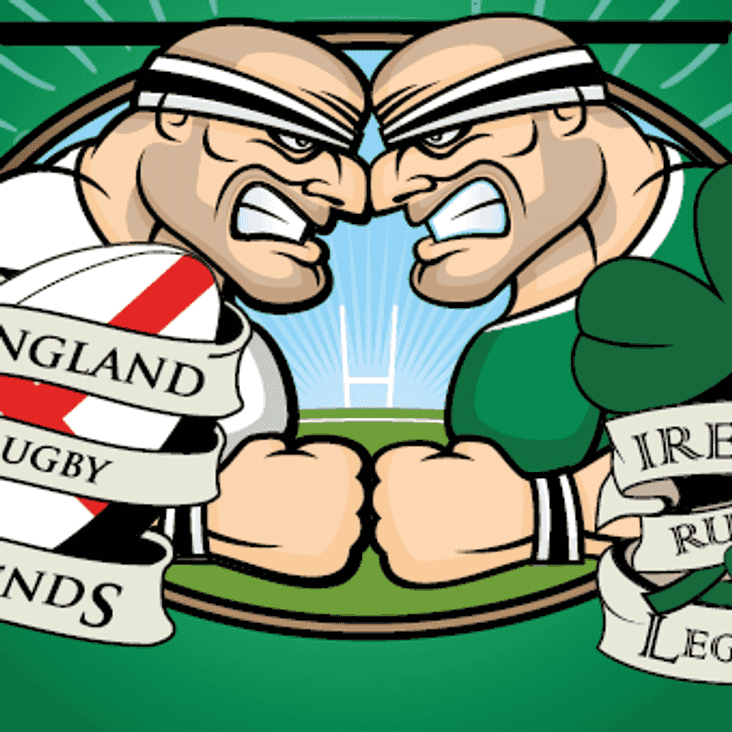 Royston to Play in England Legends v Ireland Legends Curtain Raiser