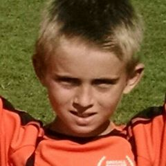 2014-2015 ORFC U10 Team profile photos